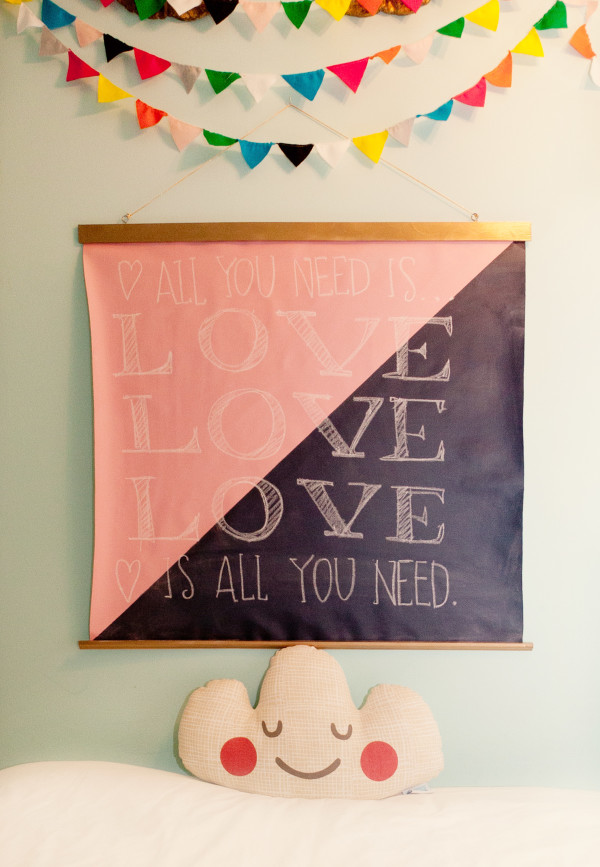 DIY-chalkboard-diagonal-stripe-600x867