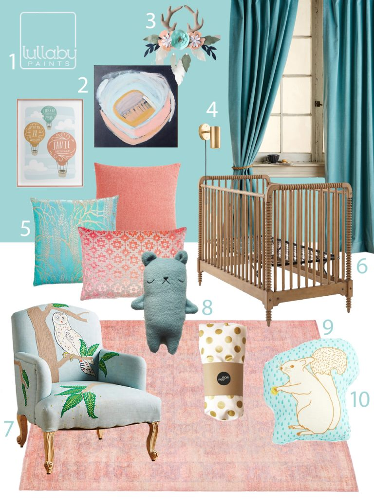 woodsy_aqua_modern_nursery_lullaby_paints-768x1032